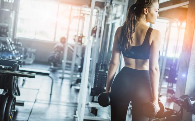 fitness maskiner